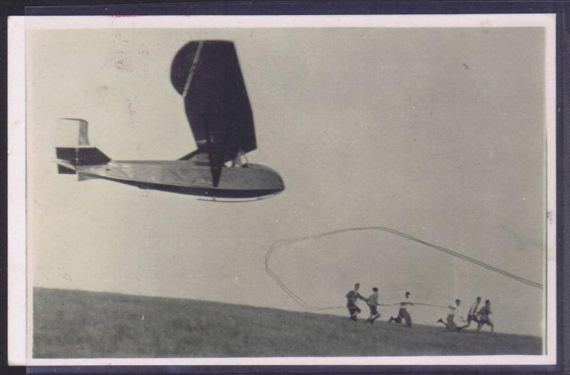 rwh's Luftpostsammlung Österreich erste Republik 1933_g11