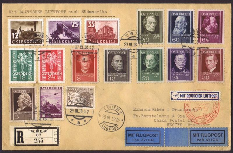 rwh's Luftpostsammlung Österreich erste Republik 1938_w10