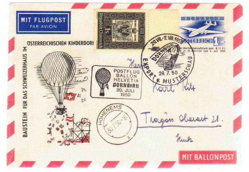 ballonpost - Ballonpostflug Pro Juventute 1_sbp_10