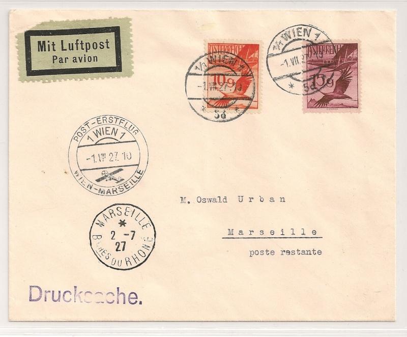 rwh's Luftpostsammlung Österreich erste Republik Scanne28