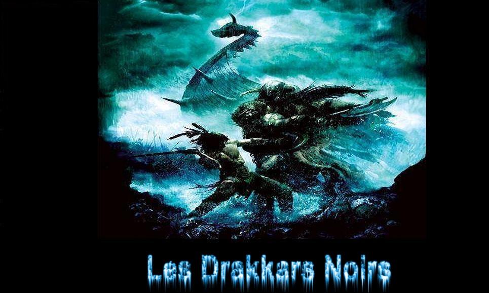 Les Drakkars Noirs