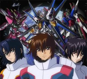 Gundam seed destiny Gundam12