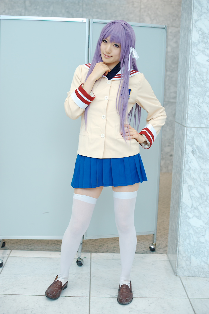 Cosplay Clannad Kyou10