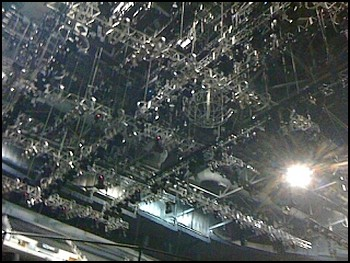 "The scene of the shows ""This is it"" Thisis12"