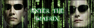 """Reputation"" System (Which I forgot to announce) Matrix13"