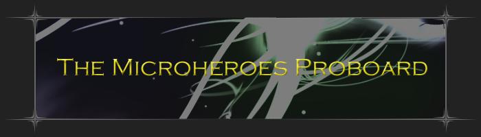 The Microheroes Proboard