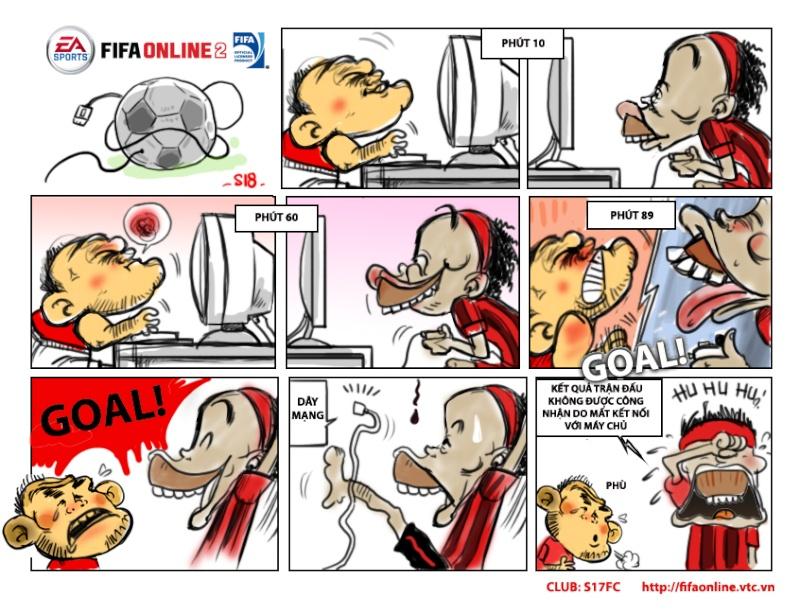 Truyện tranh hài Binhph16