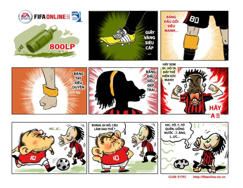 Truyện tranh hài Binhph17