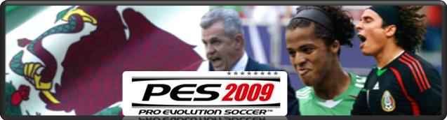 PES 2009 Online México