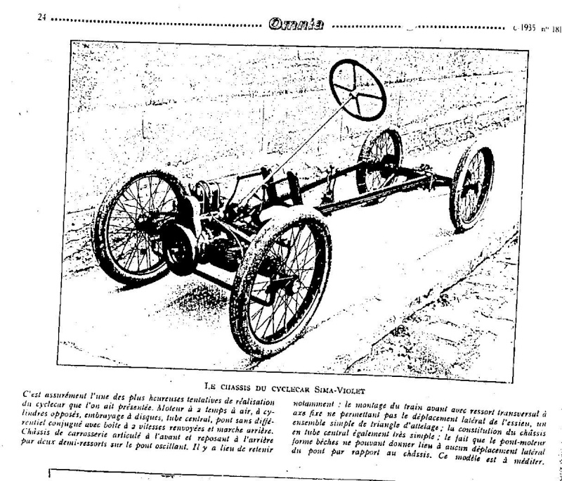 SIMA VIOLET cyclecar Cycl_a11