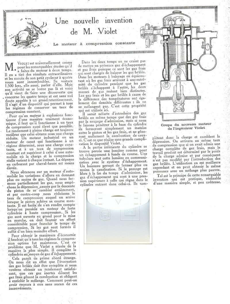 SIMA VIOLET cyclecar - Page 2 Violet17