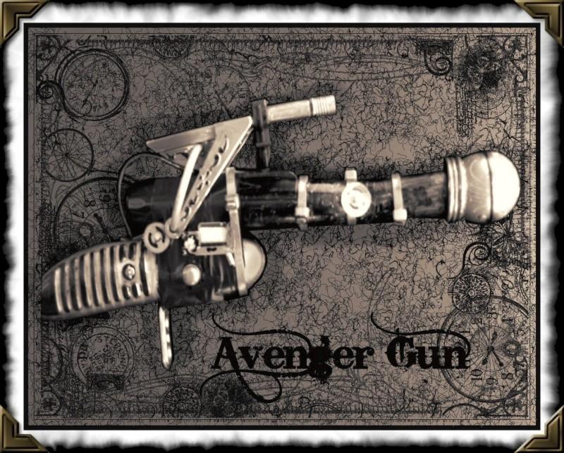 Who is it?:) Avenge11