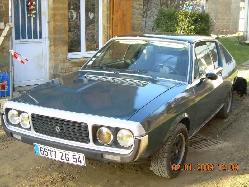 Renault R17 1328 en Ardenne Dscn7012