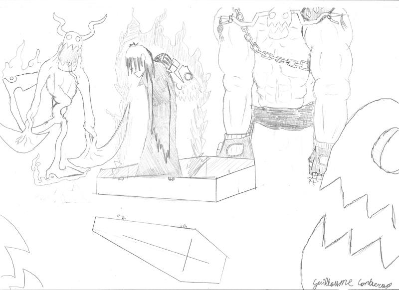 Venez tous montrer vos dessin ^^ Numari10