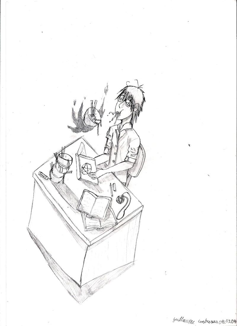 Venez tous montrer vos dessin ^^ Numari11