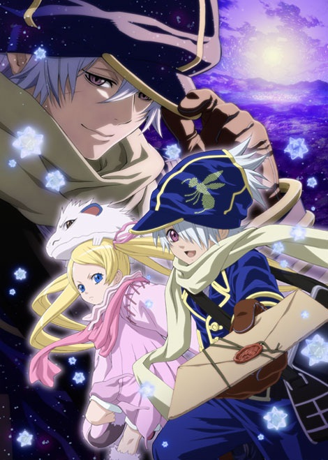 Tegami Bachi - Letter Bee Anime10