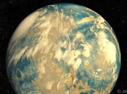 ada kehidupan selain di bumi ( ? ) Idhao310