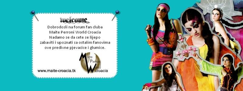 Maite Perroni World Croacia