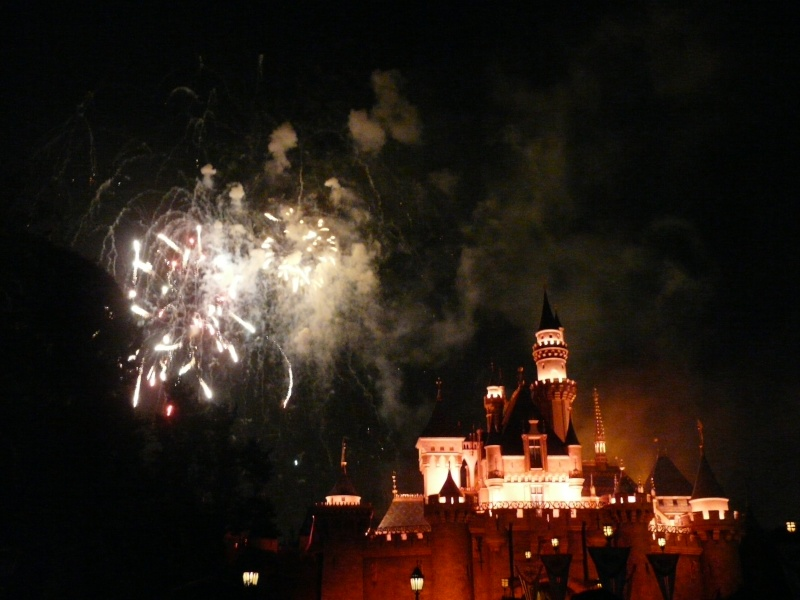 [DLR et WDW] Un voyage au coeur de la magie! -2 juillet 2009 au 20 juillet 2009-  P1150317