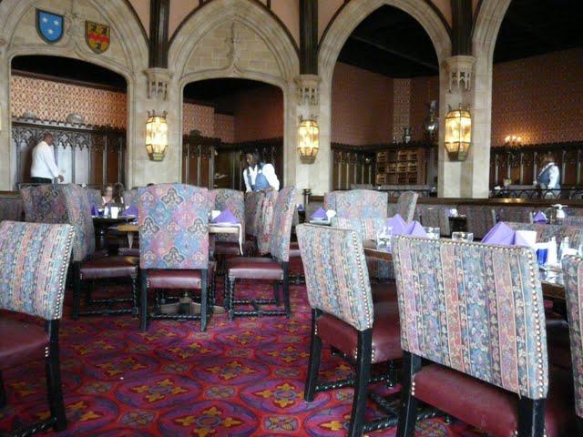 Restaurant à WdW. P1160923