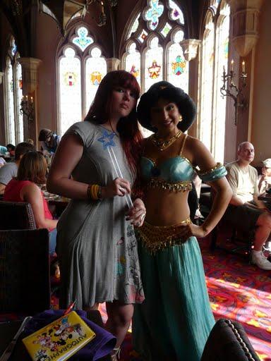 [DLR et WDW] Un voyage au coeur de la magie! -2 juillet 2009 au 20 juillet 2009-  - Page 4 P1160928