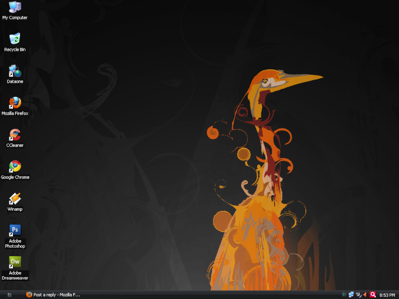 Desktop Screenshots. Untitl11