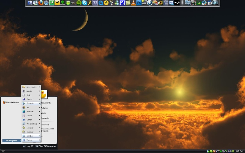 Desktop Screenshots. Deskto12