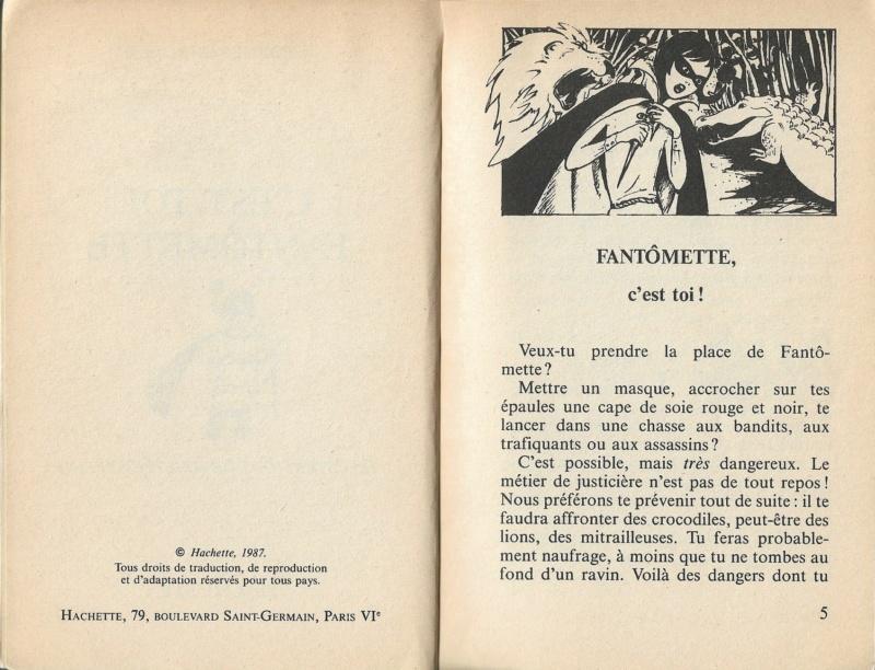 Les éditions originales de Fantomette. - Page 4 Cestto10