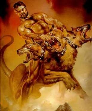 Мифологический греческий гороскоп Cerber10