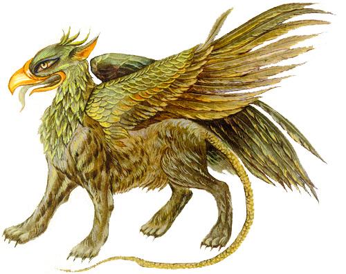 Мифологический греческий гороскоп Griffi10
