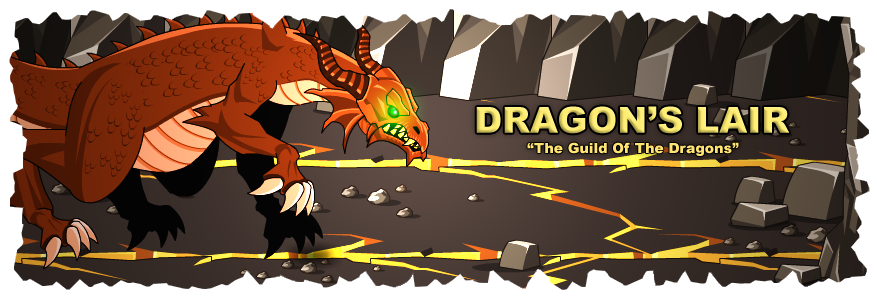 Welcome To Dragon Lair.