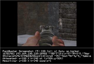 Screens des Hackers Pb001010