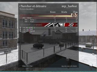 War Vs YouHate 20-13 WIN Shot0110