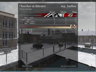 War Vs YouHate 20-13 WIN Shot0111