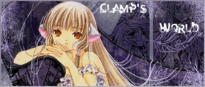 CLAMP's World Bann_c11