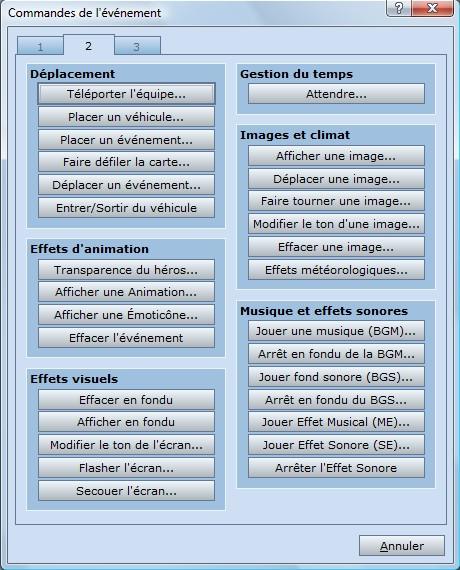 La programmation en events : Chapitre 2 : Les commandes de base Sans_t15