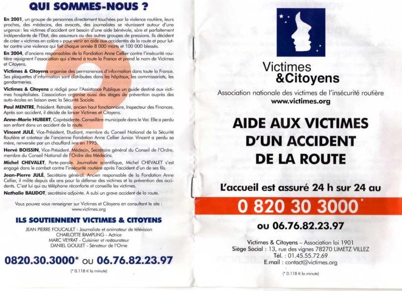 Conseil pour les victimes d'accident Acc112
