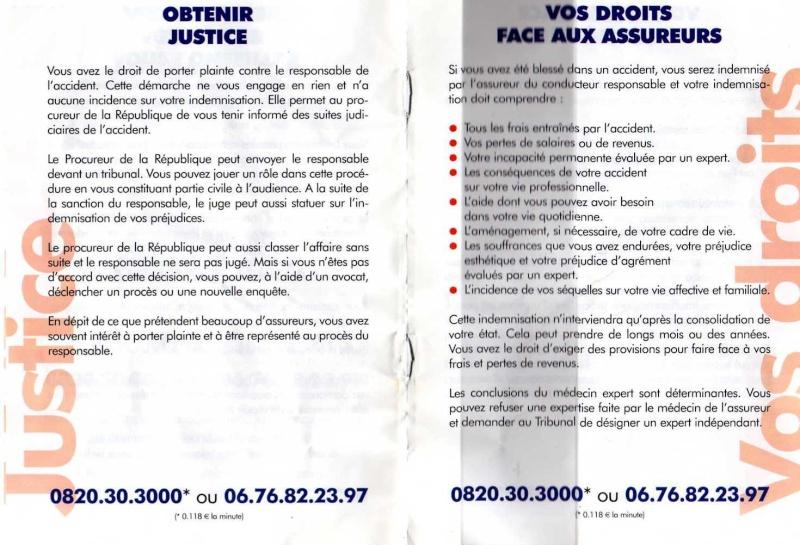 Conseil pour les victimes d'accident Acc311