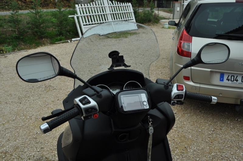 KIT GPS pour motos, scooter EASY RIDER Dsc_0122
