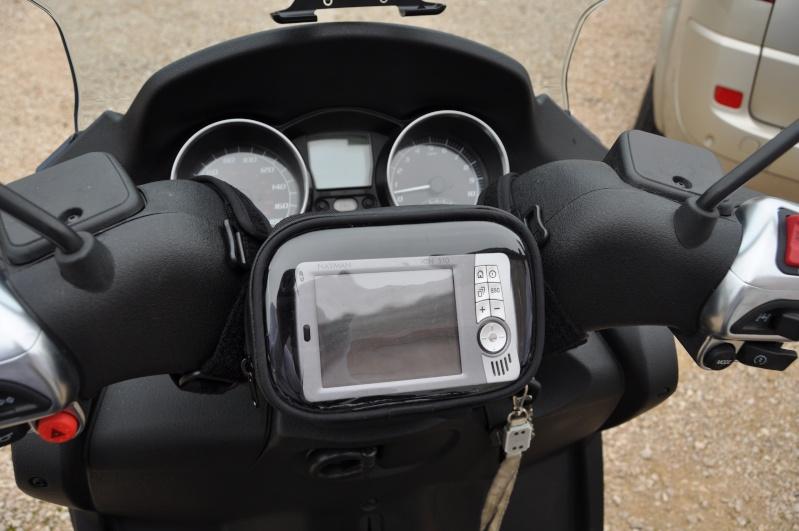 KIT GPS pour motos, scooter EASY RIDER Dsc_0123