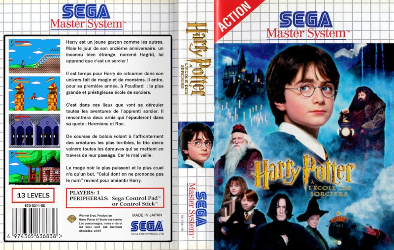 Dessins Master System - Page 2 Harry_12