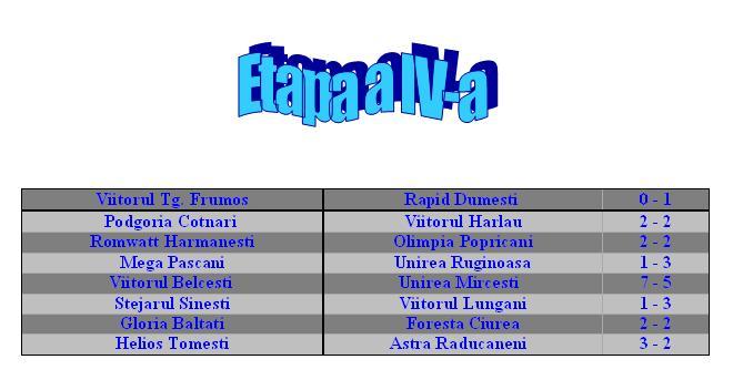 Liga a IV-a 2009/2010- etape 410