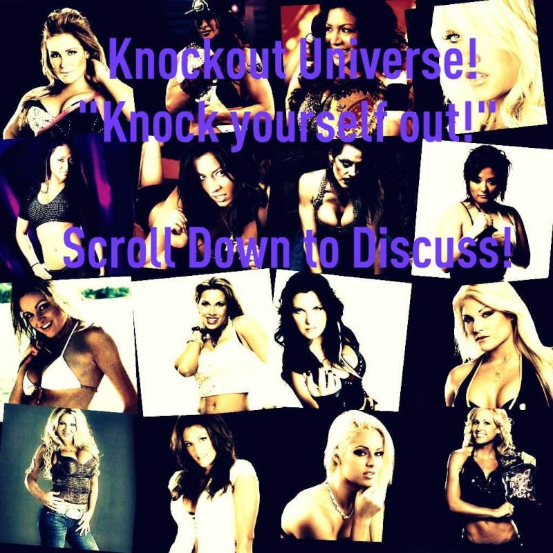 Knockout and Diva Chat!