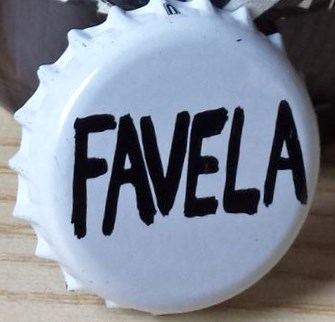 Favela bière blonde à la Cachaça do Brasil - made in France Favela10