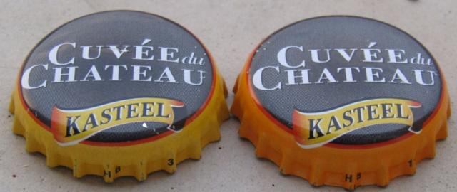 Cuvée du Chateau Kastel beer  Belgique Img_3730