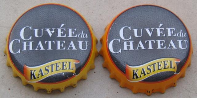 Cuvée du Chateau Kastel beer  Belgique Img_3731