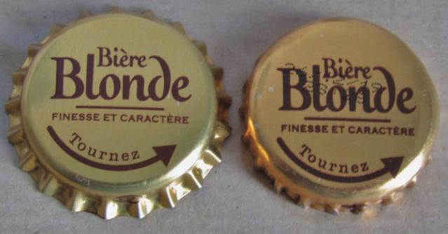 Bière Blonde finesse et caractère  Img_3936