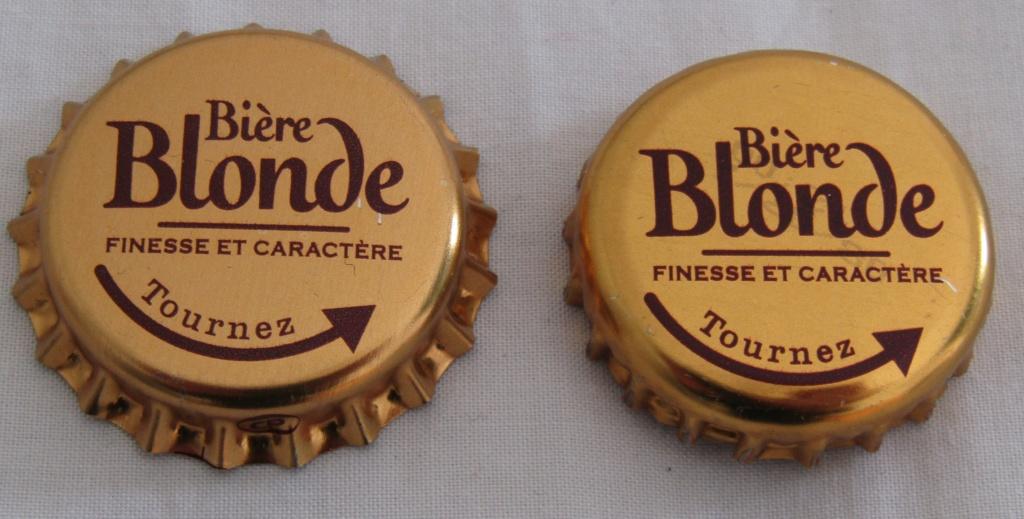 Bière Blonde finesse et caractère  Img_5718