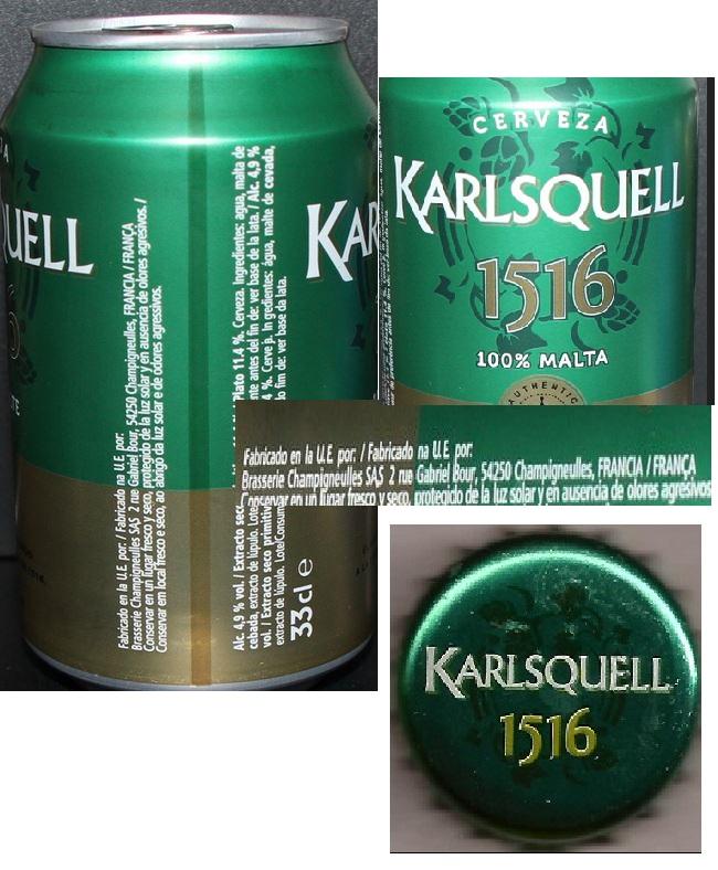 Des Champigneulles pour l'étranger Karlsq10