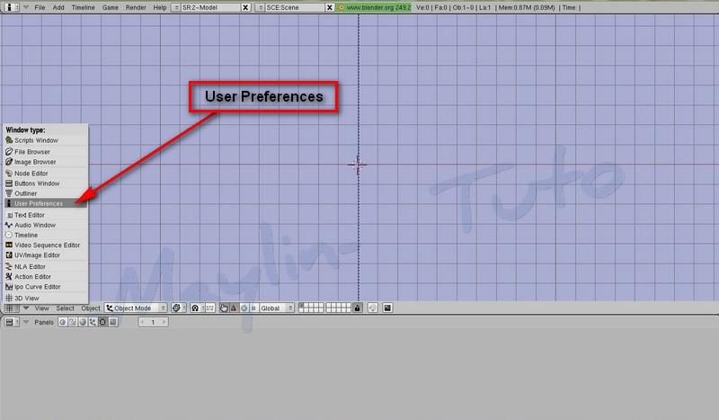 [Apprenti] [Blender 2.4 à 2.49] Personnalisation de Blender - Part 1 01_use10
